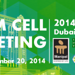 Stem Cell Meeting at Dubai 2014