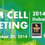 Stem Cell Meeting at Dubai 2014