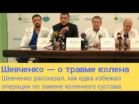 Андрій Шевченко про інновації в українській медицині